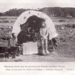 Hutte Ecce Homo en 1893 ou 1899