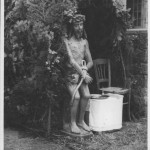 Hutte Ecce Homo en 1947