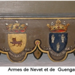 Armes de Névet et Guenguat