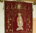 Bannière de Saint-Miliau