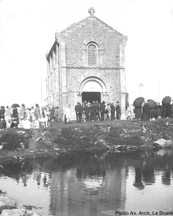 Ancienne Chapelle de 1912
