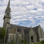 Église St Miliau à Plonévez-Porzay
