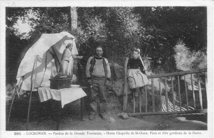 Hutte de St Ouen