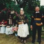 Hutte de St Ouen en 2001