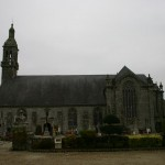 Eglise St-Thurien à Plogonnec