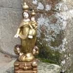 Statue N-D de Lorette