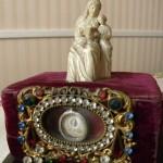 Reliquaire de Ste Anne-La-Palud
