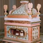 Reliquaire de l'Eglise St-Miliau