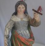 Statue Sainte-Barbe