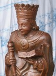 Statue de St-Miliau