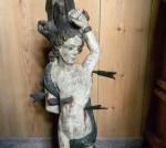 Statue Saint-Sébastien