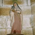 Statue Ste-Thérèse d'Avila
