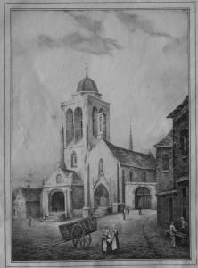 Eglise, 1836