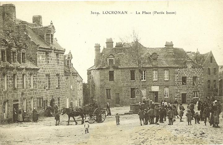 Maison 183, occupée par trois propriétaires au début du vingtième siècle.