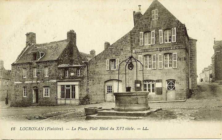Maison 82, à gauche.Anciennement la Descente des Voyageurs
