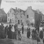 L'ouverture de la route de Quimper en 1875
