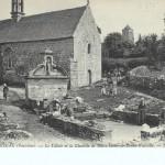 La chapelle et le lavoir