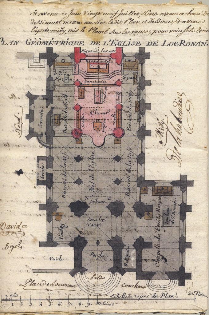 Eglise, 1780