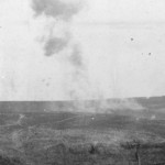1917 - Explosion dépôt munition