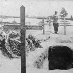 1917 - Cimetiére militaire