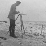 1917 - Relevé de terrain