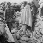 1917 - Surveillance de l'ennemi