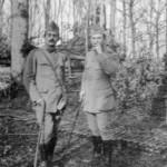 1918 -Argonne Lieut Perreau et Royer