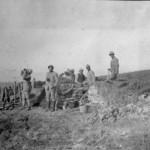 1918 - Vue de Douaumont