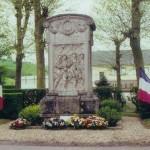 Monument aux morts des enfants de troupe des Andelys