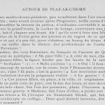Troménie de Guerre 1917, Extraits