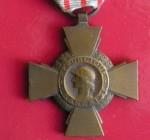 Croix du combattant - avers