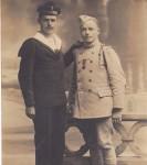 Hervé SALAUN et son frère Henri