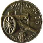 Journée du canon 1914-1915