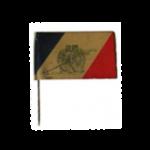 Journée du canon de 75 1914-1915 Papier /19x31mm