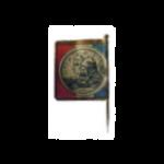 Journée du Poilu-1915 31 octobre/1er Novembre Papier / 28x20mm