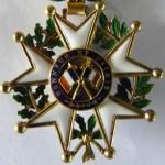 Légion d'honneur - revers
