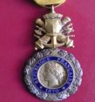 Médaille militaire - avers