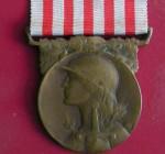 Médaille Grande Guerre - avers