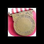 Médaille Grande Guerre - revers