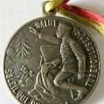 Médaille de la tuberculose