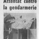 Attentat du F.L.B. Juillet 1976
