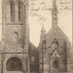 L'église avant 1903