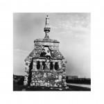 chaire à prêcher construite en 1887