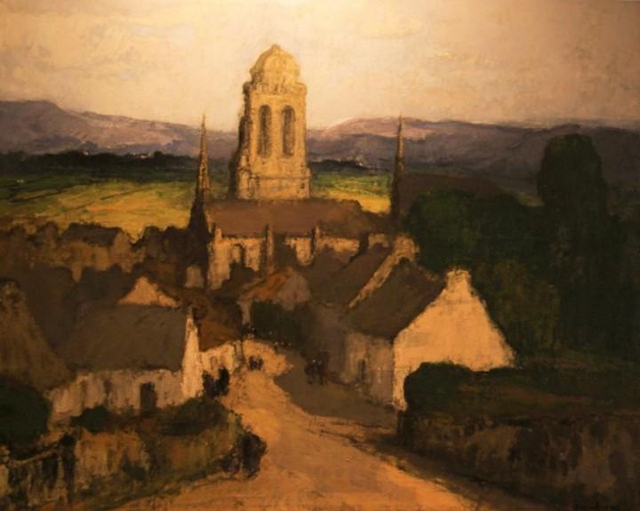 La Rue Saint Maurice, par Désiré Lucas