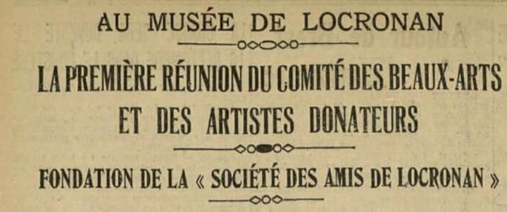 La Dépêche, août 1934