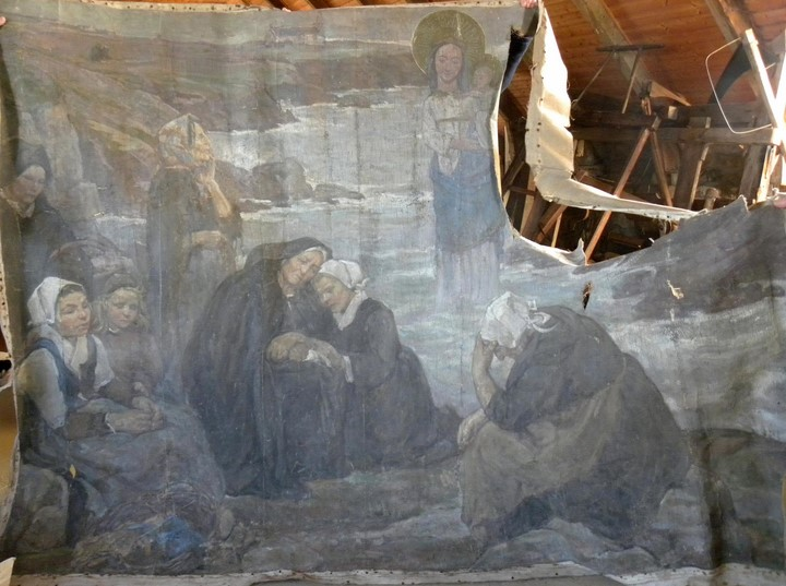 Invocation Notre Dame des Flots