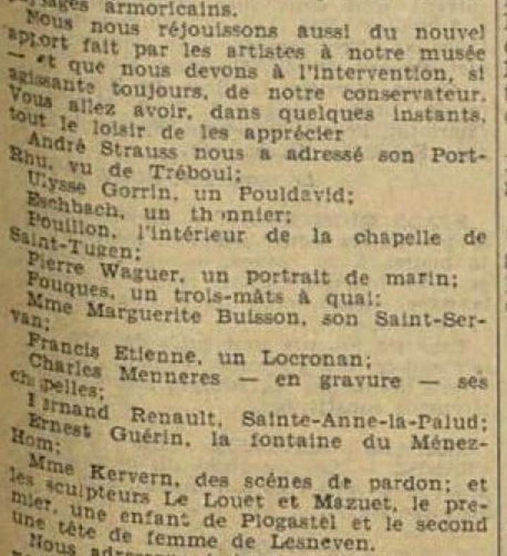 La Dépêche. 1er septembre 1936