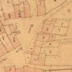 Place des Charettes, 1847