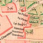 Place des Charettes, 1808