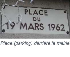 Place du 19 Mars 1962
